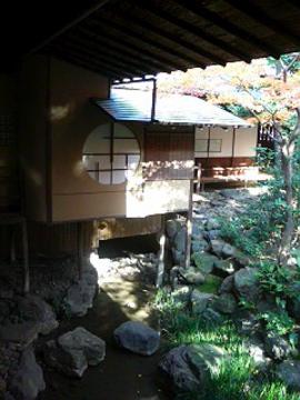 廣誠院の茶室