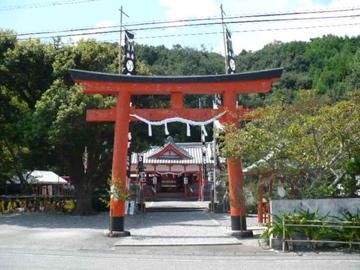 勝浦八幡神社
