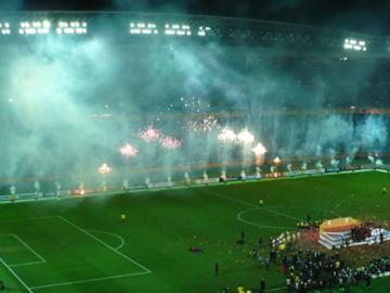 FIFAクラブW杯2007:決勝 セレモニー