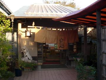 小縣家の玄関
