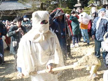 砂かけ祭り3