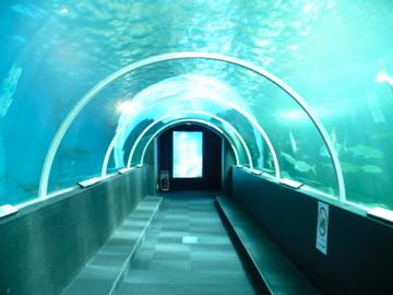 水中トンネル@串本