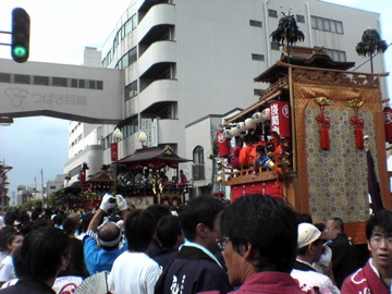 放生祭@小浜