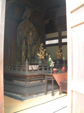 釈迦堂@鞆の浦・安国寺