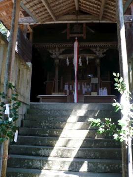 滋賀・熊野神社