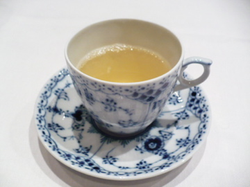 お茶@開化亭サロン