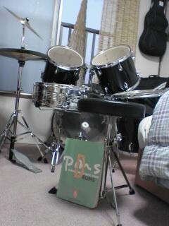 理恵ドラム