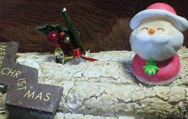 豊橋サンタさんからのケーキ拡大20061223