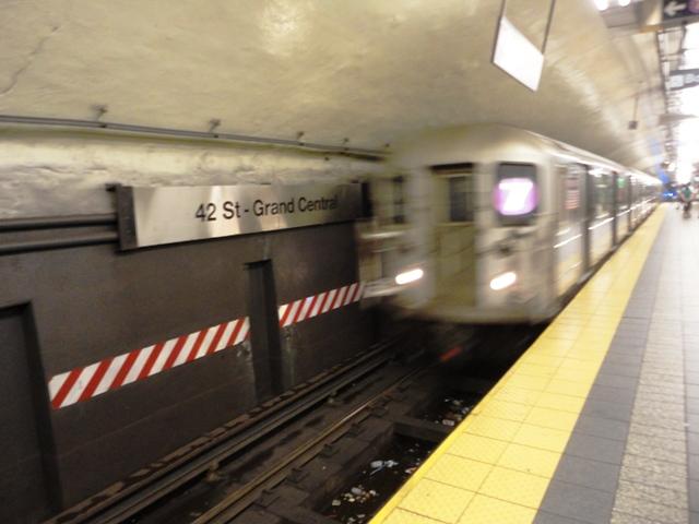 NY地下鉄