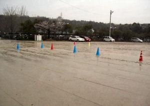駐車場整理