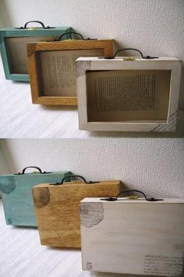 トランク風BOX