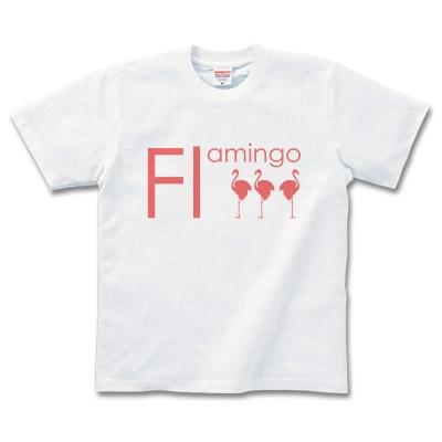 flamingoフラミンゴTシャツ