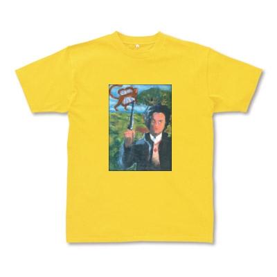 sinba イエローTシャツ