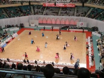 2011日本インター会場