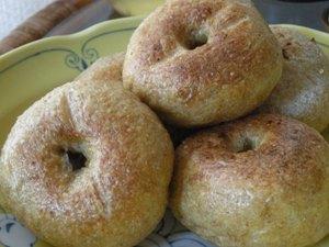 柚子酵母パン