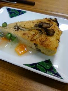 ぎせい豆腐(舞茸).JPG
