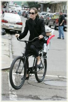 かっこいい 自転車子供乗せ ...