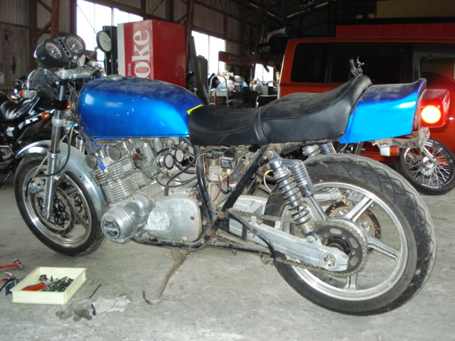 GS750E