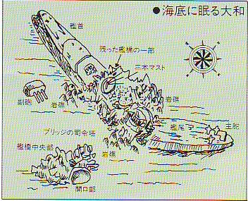 【昨日のつづき】海底に眠る戦艦大和は果たして安らかな海の墓標となるのか 昨日のつづき 戦争末期、