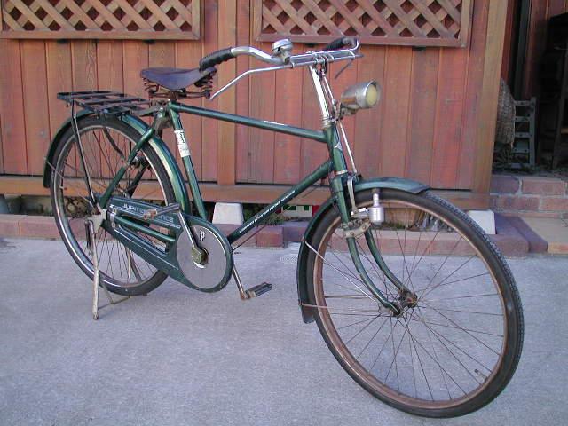 実用自転車 BS ジュピター号 ...