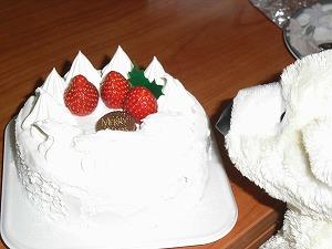 クリスマスケーキ-002