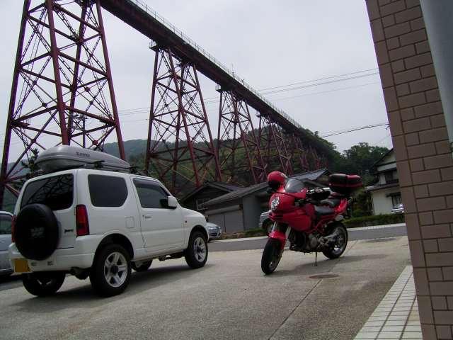 余部鉄橋 -1