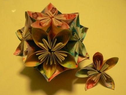 ハート 折り紙 折り紙で作る七夕飾り くす玉 : plaza.rakuten.co.jp