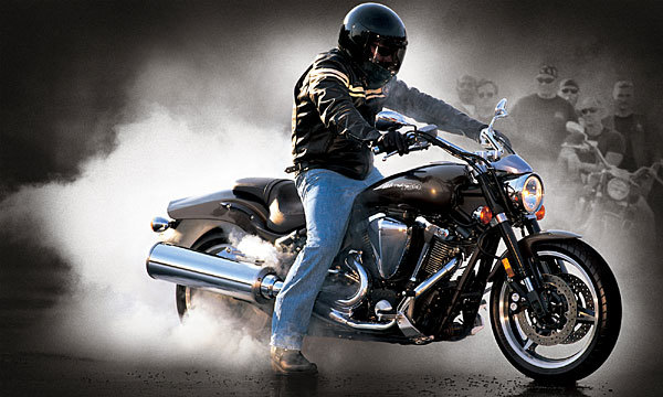 カッコ いい バイク