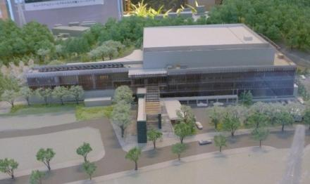 三重県立博物館模型