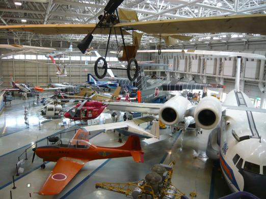 各務原航空宇宙博物館