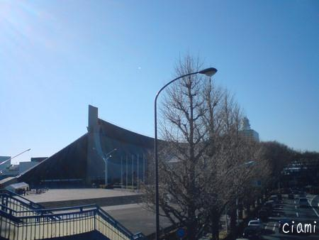 代々木体育館1