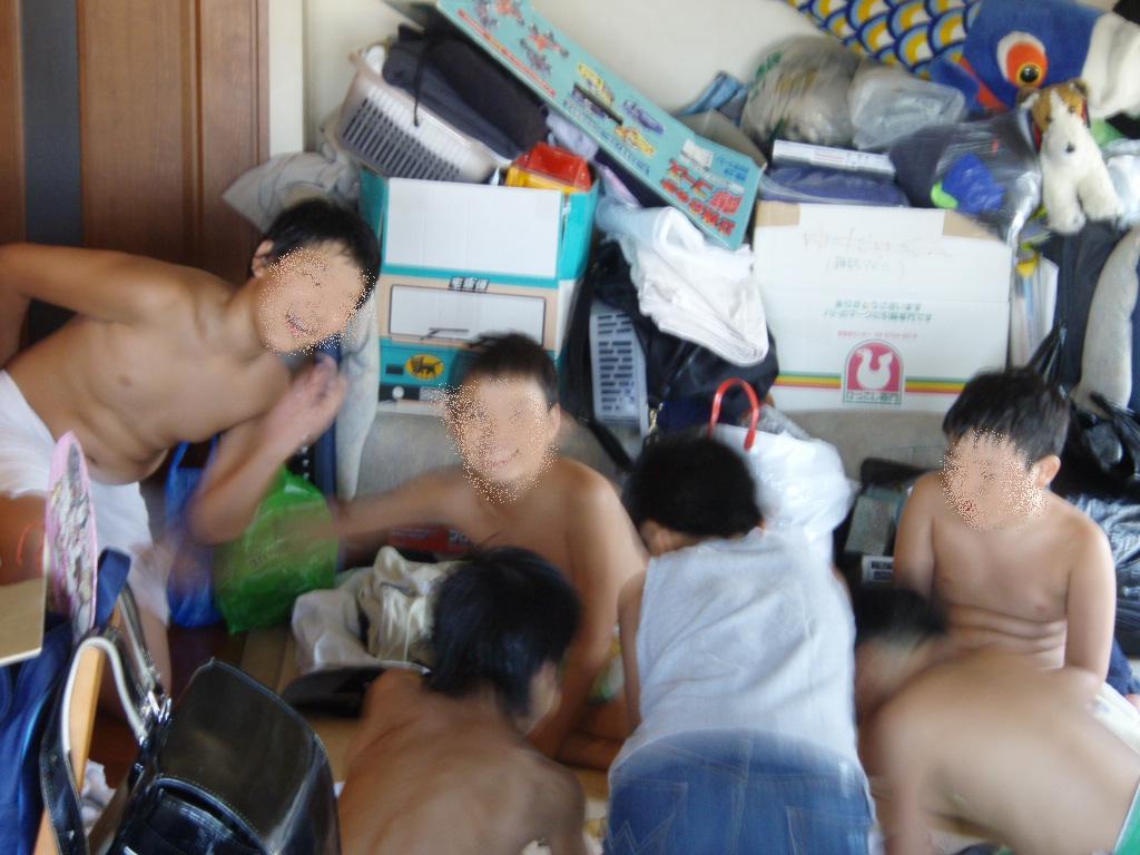 小学6年生 裸