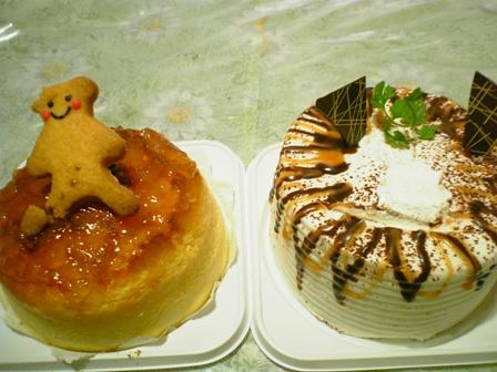 愛之助 お誕生日ケーキ