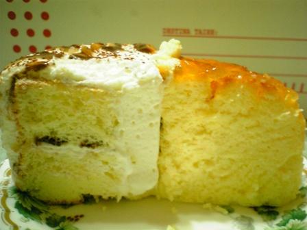 愛之助 ケーキ断面