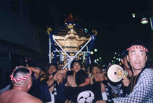 長浜神社 夏季大祭