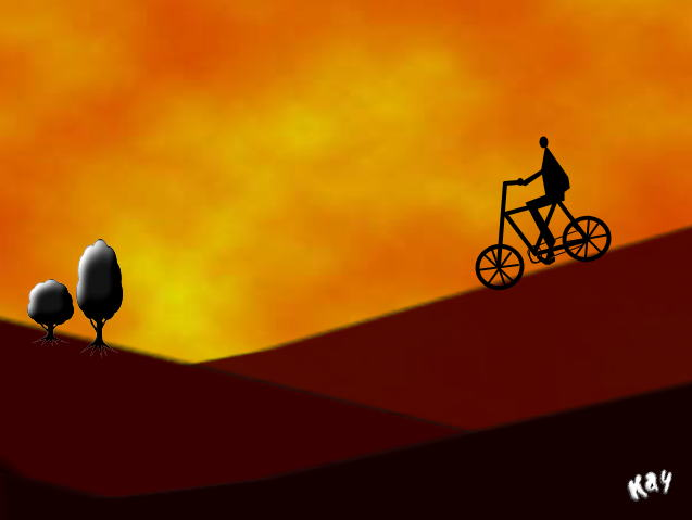 sunset_ride