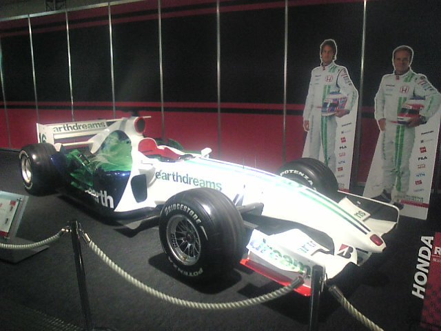 F1マシン(ホンダ)