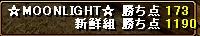 ☆MOONLIGHT☆ 3-11 新鮮