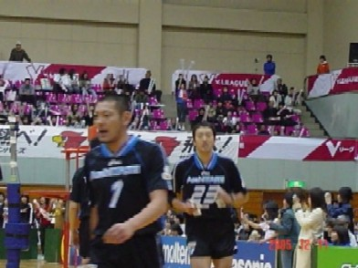 Vリーグ観戦♪ | Welcome to My h...