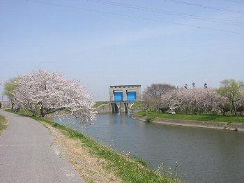 長門川水門