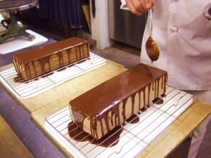 チョコレートケーキ-3