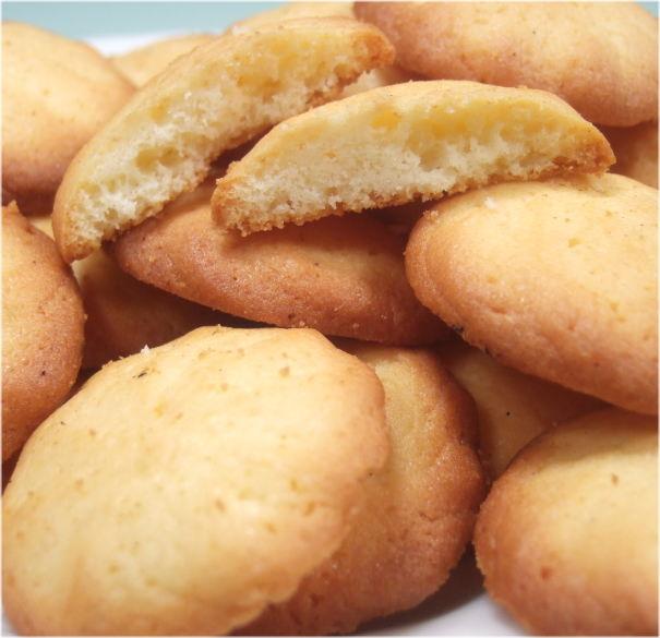 ココナッツミルクを使った手づくりクッキー