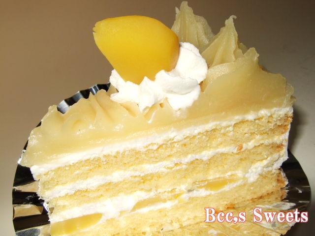 誕生日ケーキ、魅惑のモンブラン!
