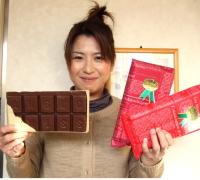 50年以上の歴史を持つ、伝説のデッカイ高級チョコレート・アングロスイスチョコレート