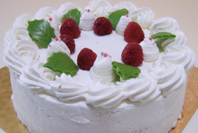 誕生日ケーキ宅配、ノーマルデコレーションM