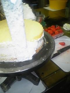大阪・ヨーグルト・ケーキ作ってます