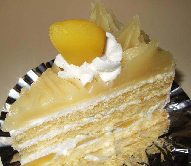 誕生日ケーキ、魅惑のモンブラン