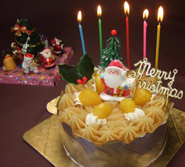 BCCスイーツ・クリスマスケーキ