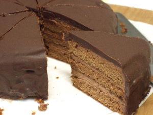 ザッハトルテ風・BCCスイーツ・チョコレートケーキ工程235