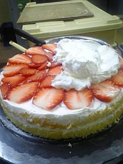 大阪ヨーグルトケーキ。毎日作っています